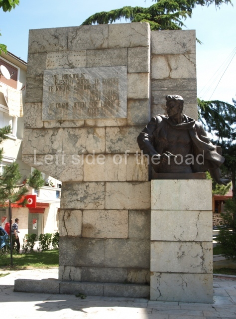 Armed Communist - Korça