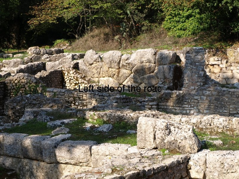 Butrinti Archaeological Site, southern Albania 04