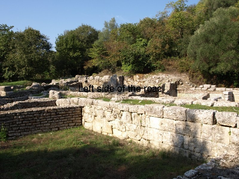 Butrinti Archaeological Site, southern Albania 05