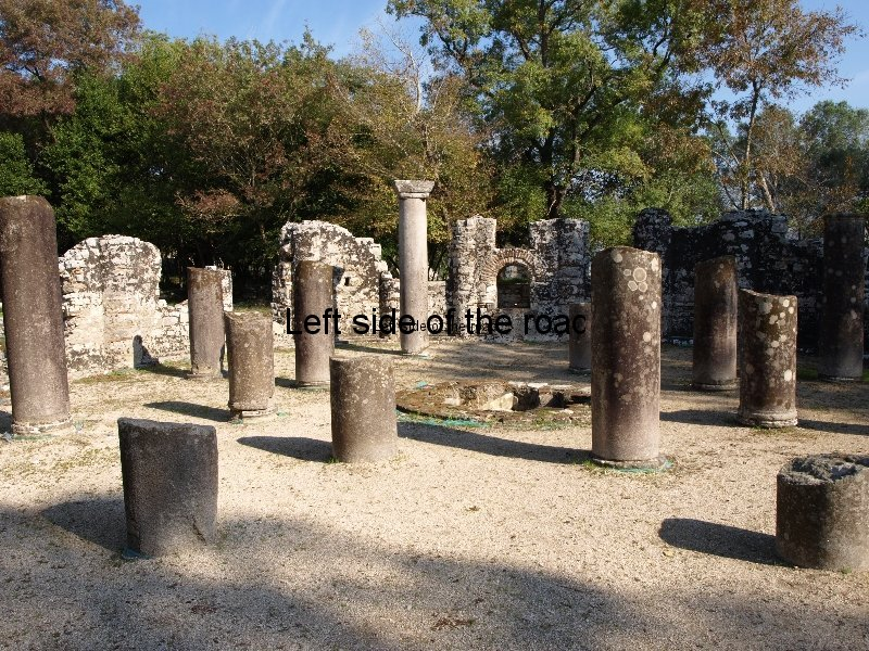 Butrinti Archaeological Site, southern Albania 15