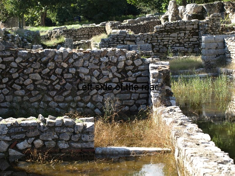 Butrinti Archaeological Site, southern Albania 34