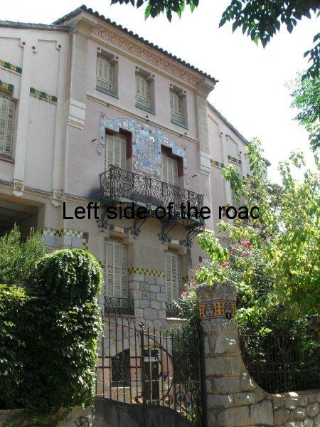 Sant Jordi balcony - Casa Barbey, La Garriga