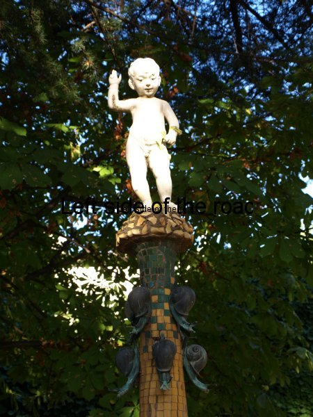 Fountain - Casa Barbey, La Garriga