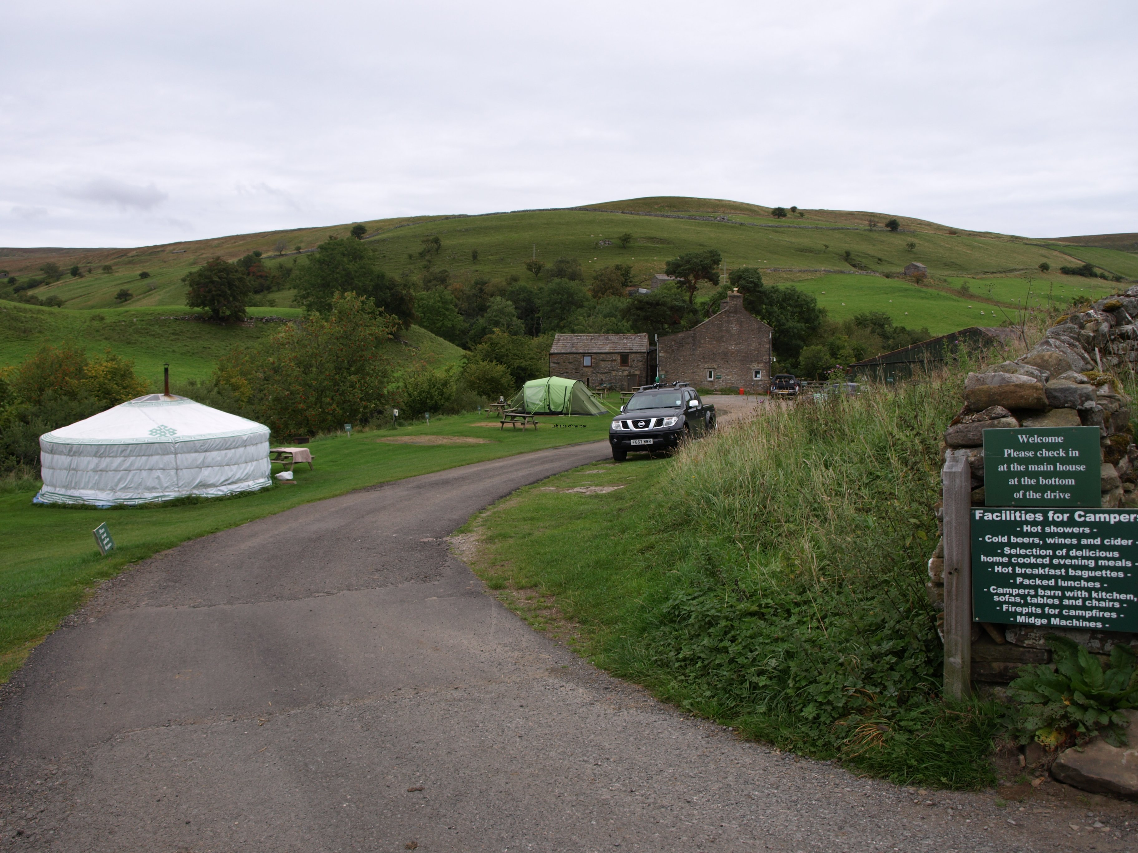 Keld to Reeth