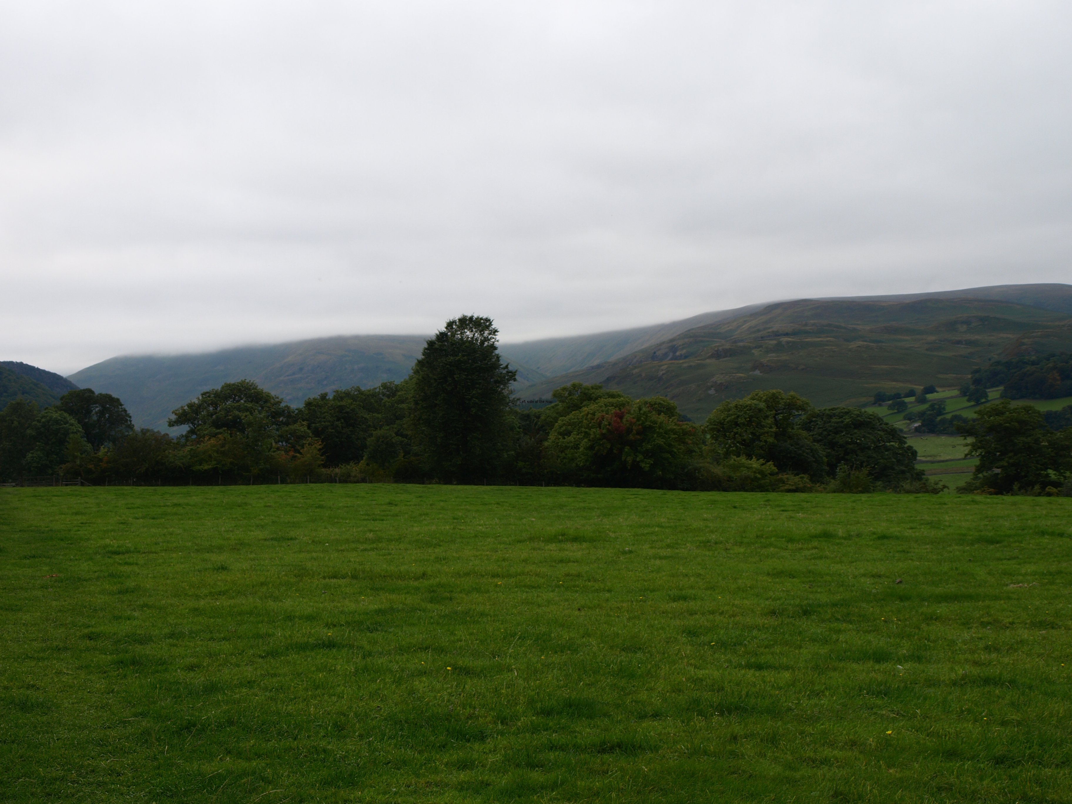 Patterdale to Shap