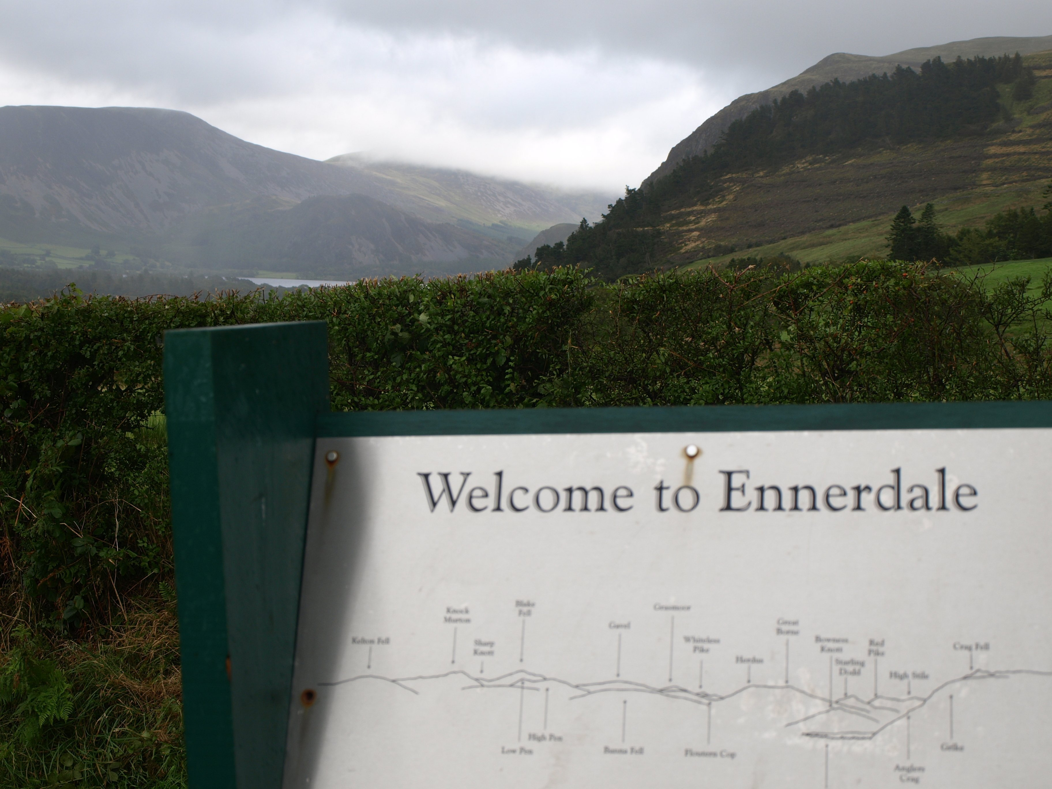 St Bees to Ennerdale YHA