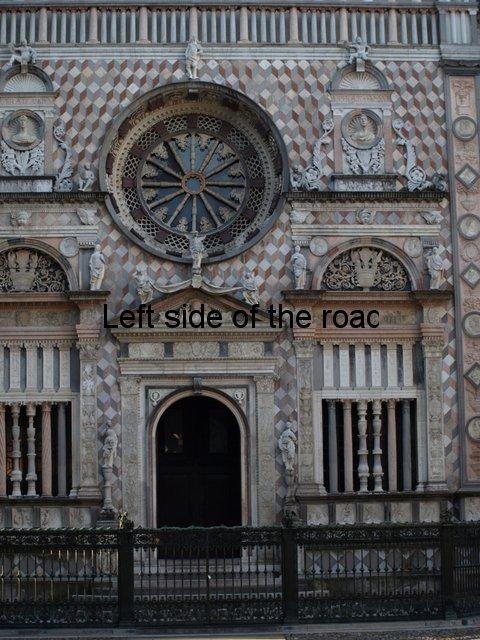 Colleoni Chapel, Bergamo