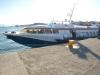 Santa III in Corfu port