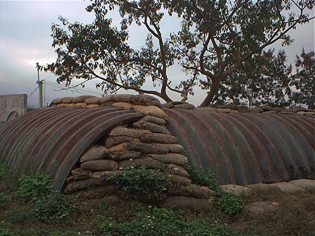 Dien Bien Phu - de Castries's Bunker 1
