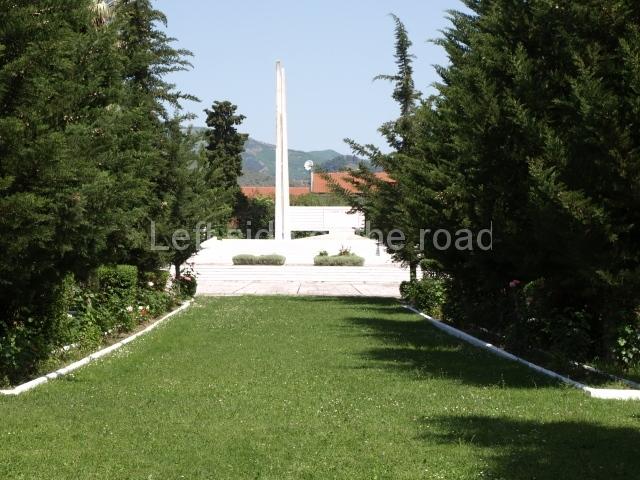 Elbasan Martyrs' Cemetery