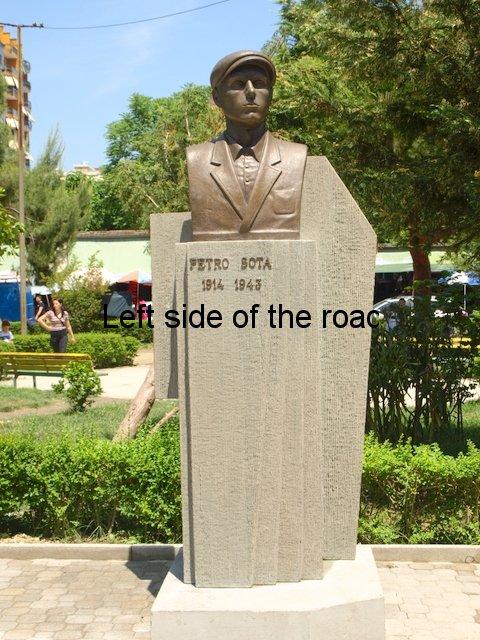 Petro Sota - Fier