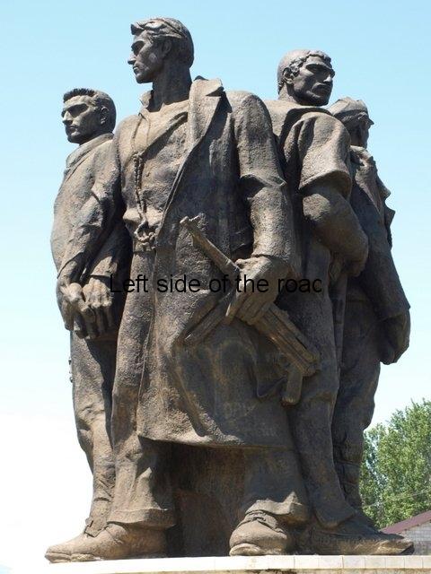 5 Heroes of Vig - Dobraç, Shkodër