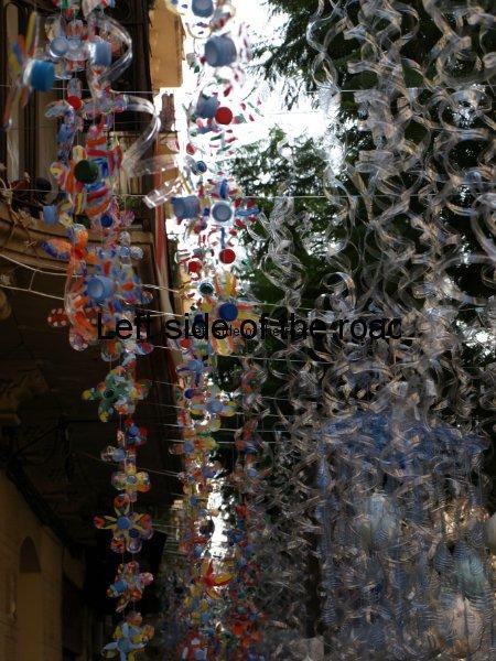 Joan Blanques - Carrers Guarnits, Gracia, Festa Major, Barcelona, 2012
