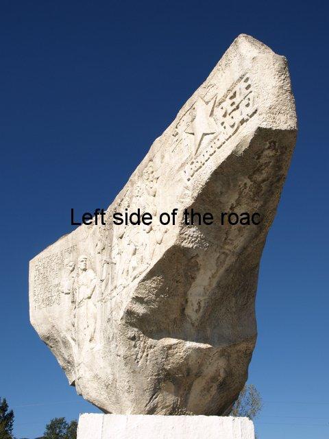 Heroic Peze Monument