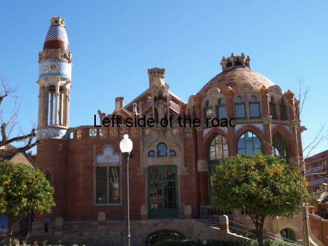 The Hospital of Santa Creu i Sant Pau, Barcelona
