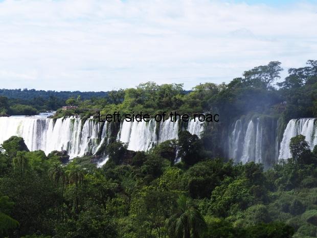 Iguazu Falls - from Argentina