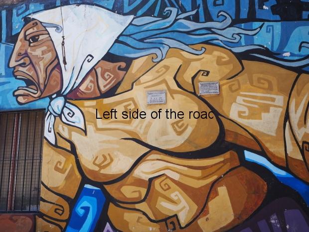 La Boca, Buenos Aires - street art