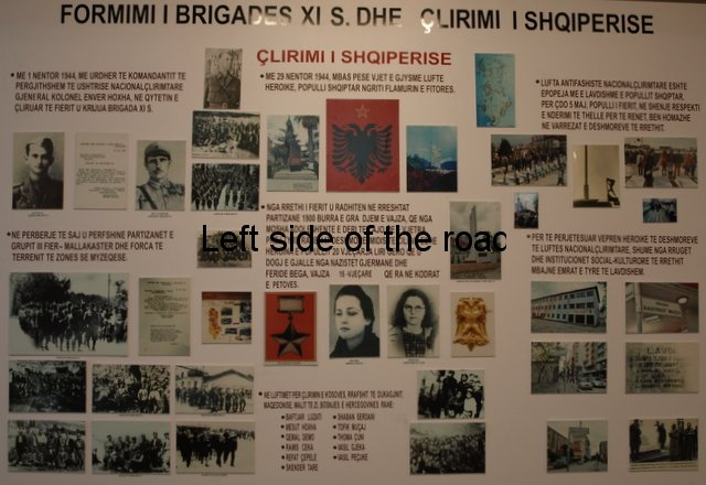Historical Museum - Fier - Liri Gero