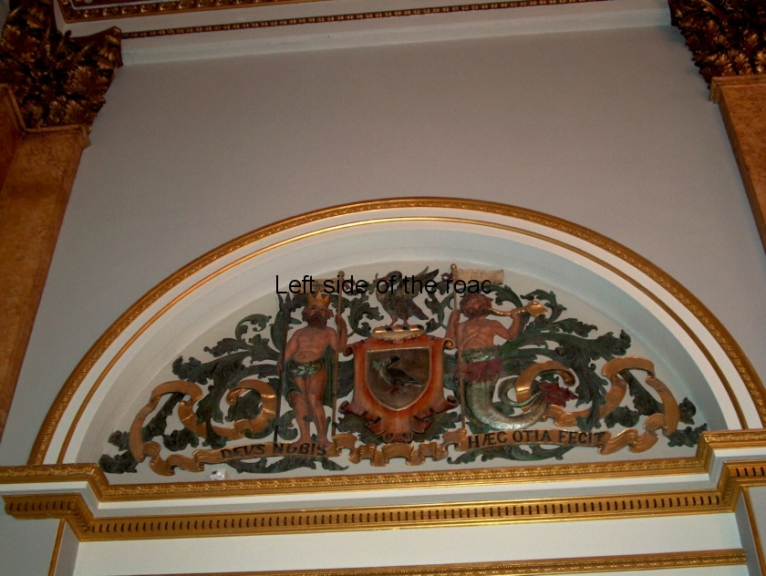 Town Hall - Liverpool Coat of Arms Large Ballroom