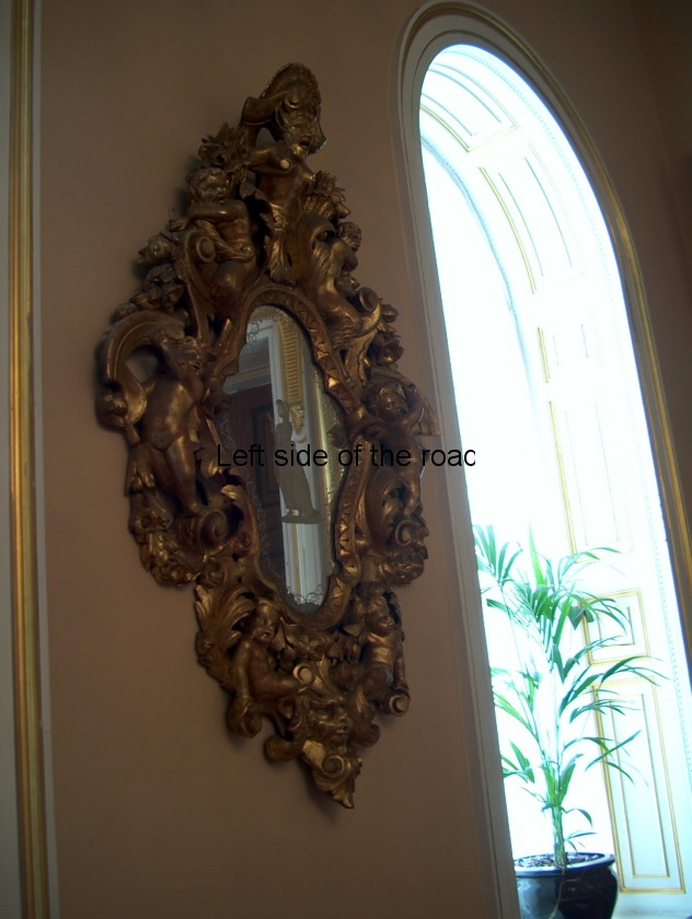 Town Hall - Main Reception Room Mirror