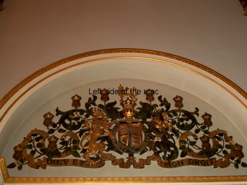 Town Hall - National Coat of Arms Large Ballroom