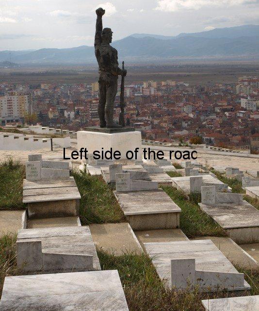 Korçë Martyrs' Cemetery