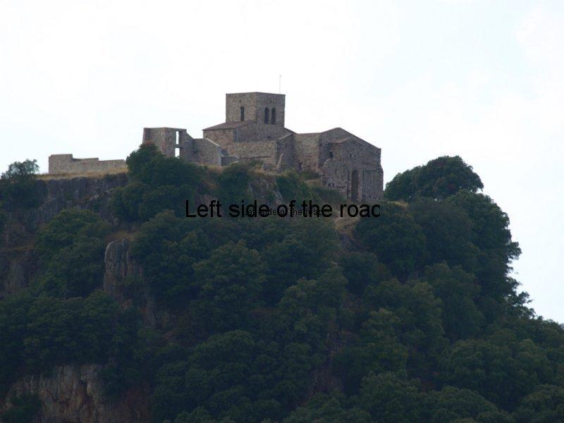 Santa Maria de Taganament  from Bellver - Walk from Montseny to Taganament