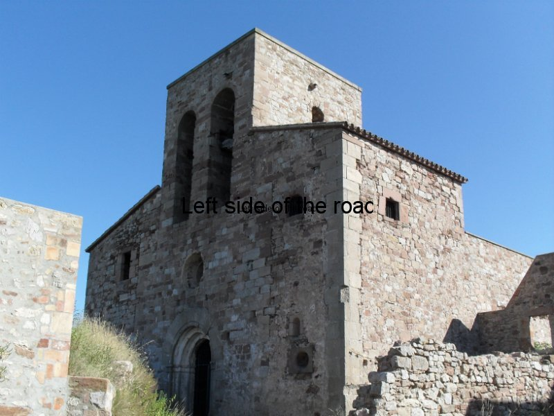 Santa Maria de Taganament - Walk from Montseny to Taganament