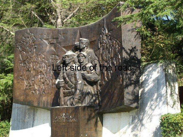 Peze War Memorial