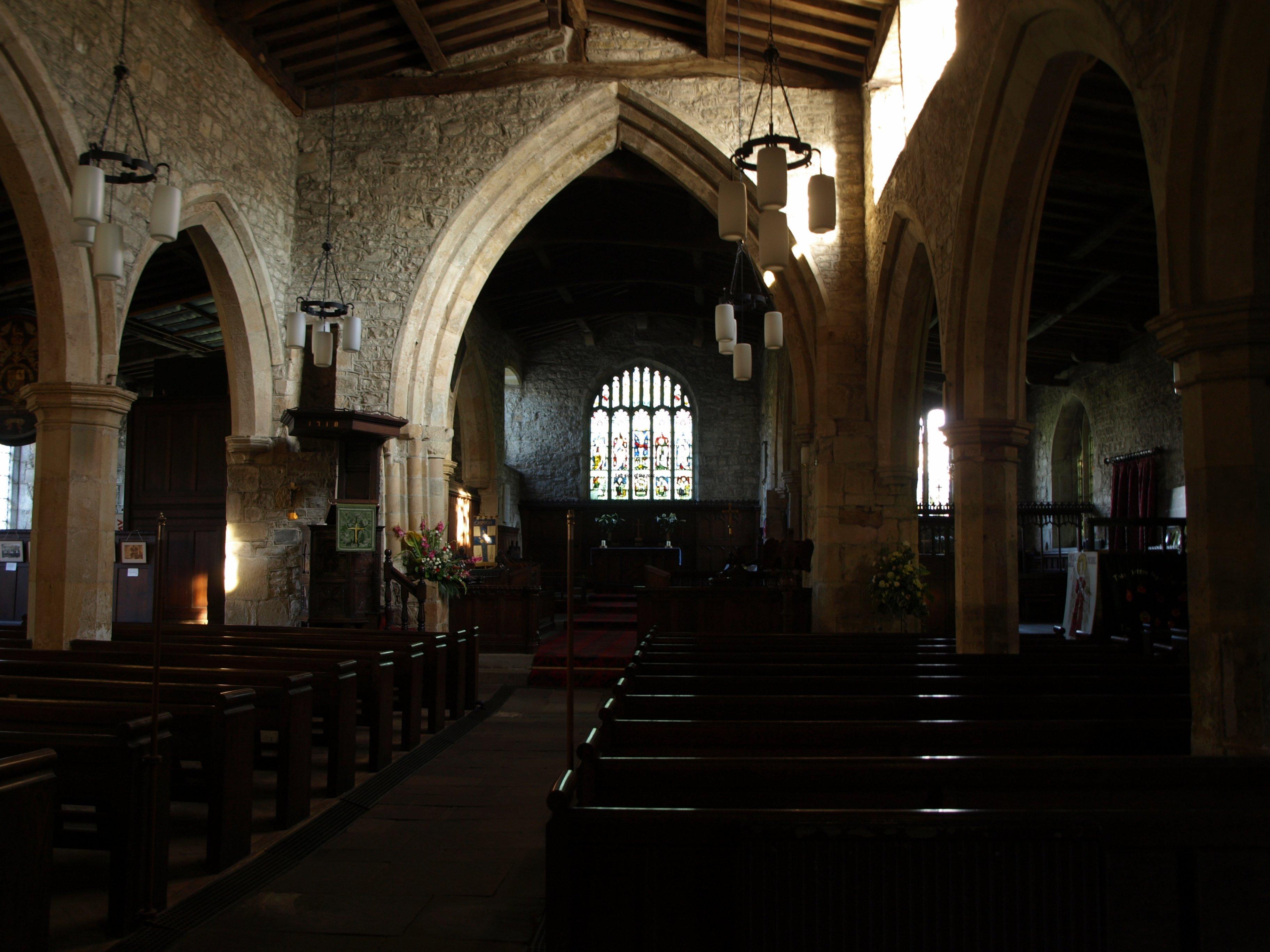 St Andrew's church, Grinton