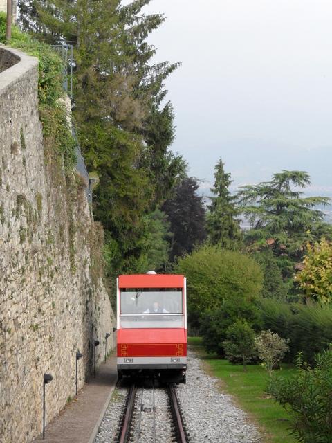 San Vigilio Funicular