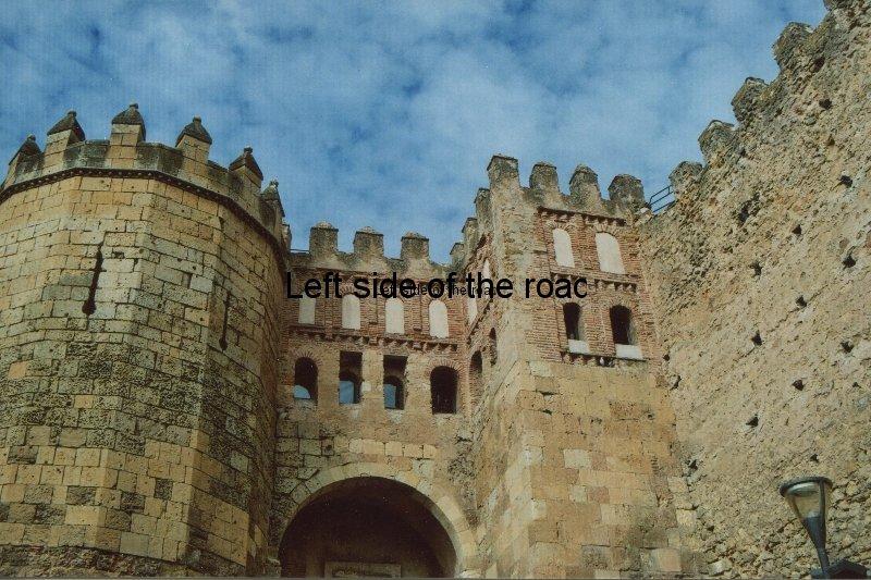 Puerta de San Andres Segovia