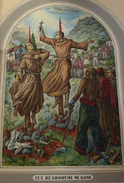 Bloody Martyrdom - Franciscan Church, Shkodër