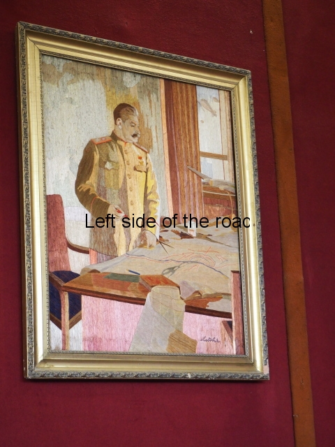 Stalin's Kremlin Office in Stalin Museum - Gori - 12
