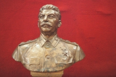 Stalin's Kremlin Office - Stalin Museum - Gori - 07