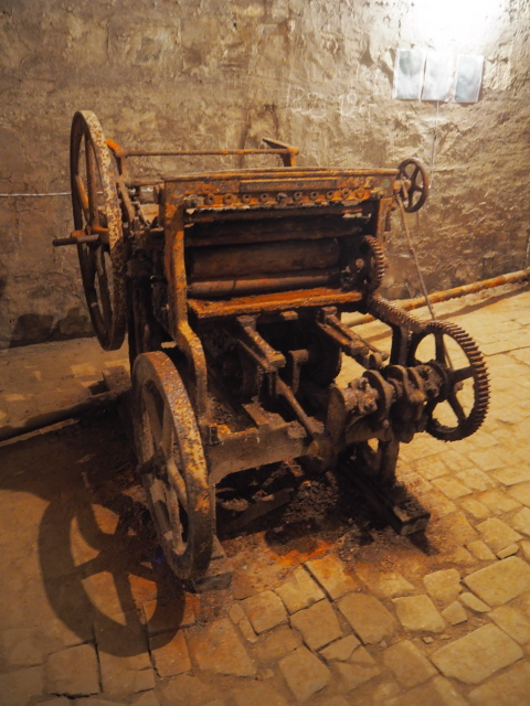 Tbilisi Illegal Printing Press