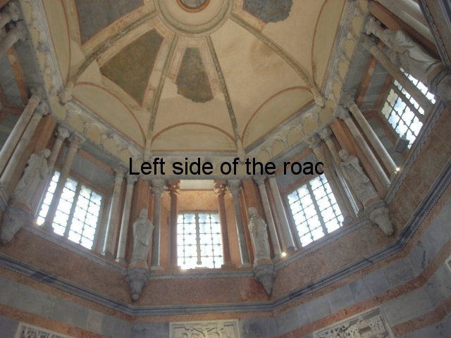 The Baptistery, Bergamo