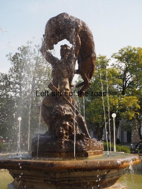 Spring 6 - Fountain