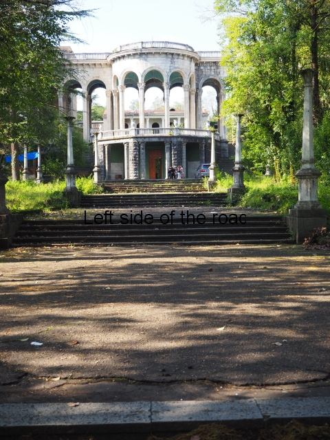 Medea Sanatorium, Tskaltubo