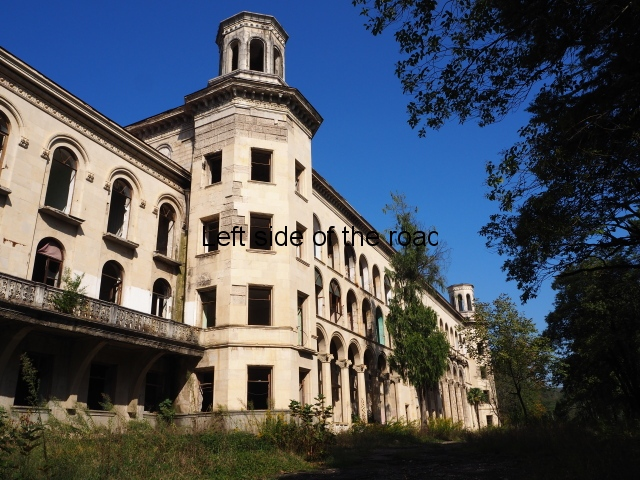 Sanatorium Iveria, Tskaltubo
