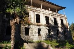 North-west Sanatorium, Tskaltubo