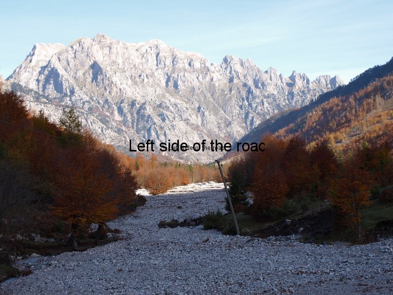The Valbona Valley, northern Albania