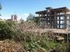 Abandoned building site Saranda