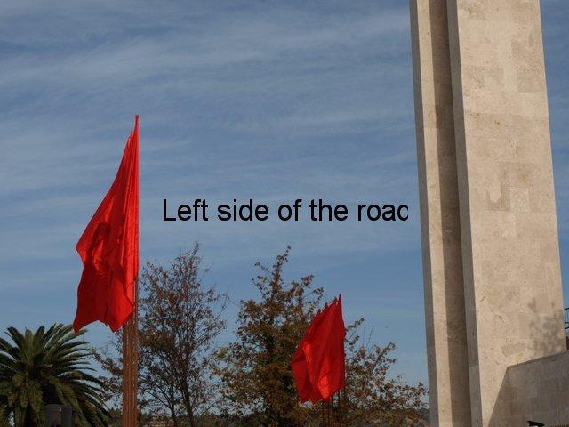 Vlora Martyrs' Cemetery 29th November